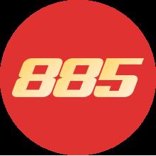 885 logo